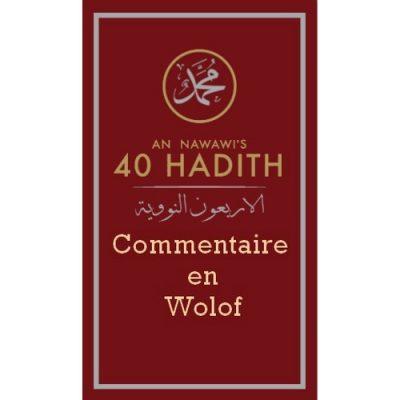 Audios : 40 Hadiths de l'Imâm An-Nawawi